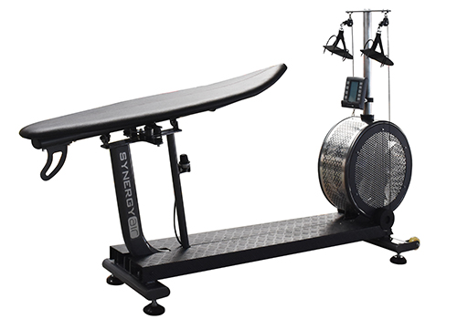 Power-swim-paddle-ergometer